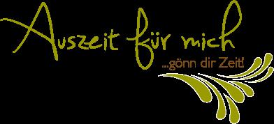 Auszeit für mich - Christiane Wiesler-Umme - Logo